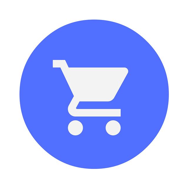 cart, ecommerce, online