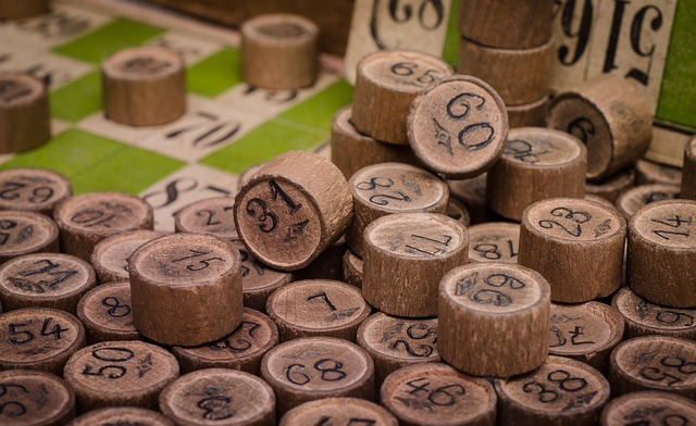 bingo, luck, game