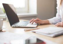 Notebook, Work, Girl, Computer, Woman, Business