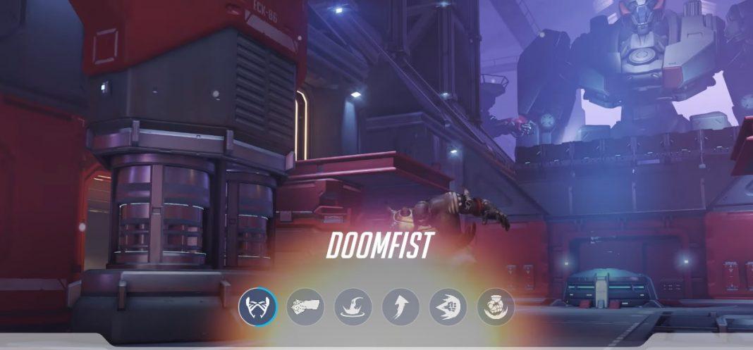 Doomfist Skins