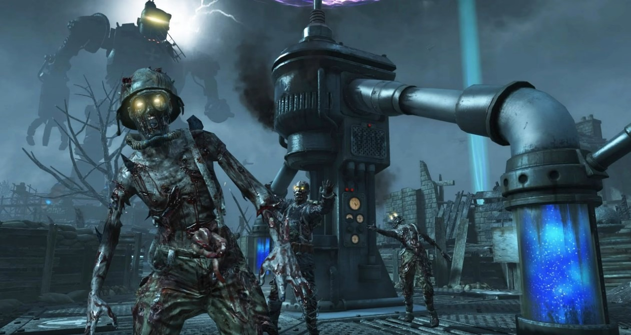 Call Of Duty Black Ops 3 Zombie Chronicles Confirmed With Eight