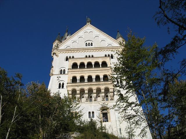 germany, castle, neuschwanstein