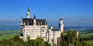 architecture-neuschwanstein-castle-building